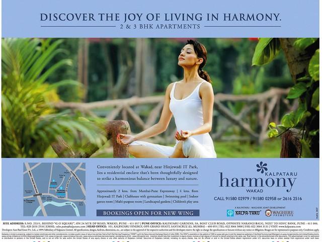 Kalpataru Harmony Wakad Pune 23-7-2011