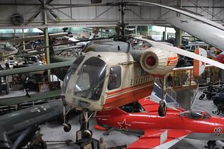 Aeroflot Kamow Ka-26D