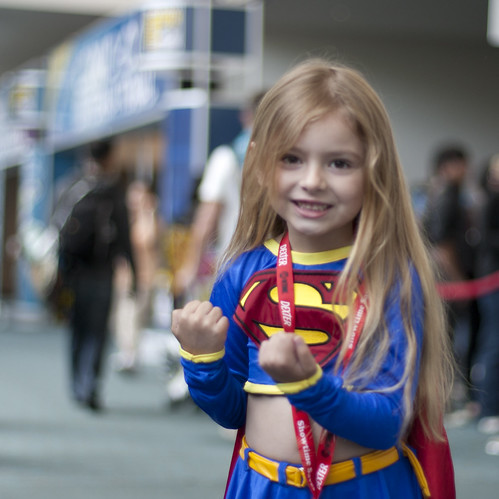 Little Super Girl