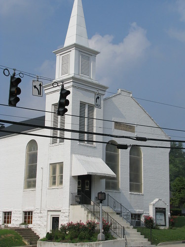 Church - West Liberty, Ky.