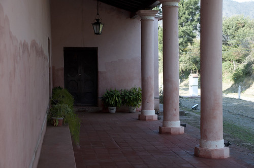 Porticato della Iglesia Señor de los Milagros (San Fernando del Valle del Catamarca)