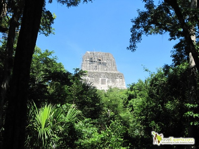 temples-in-the-rainforest-Tikal-Mayan-Ruins