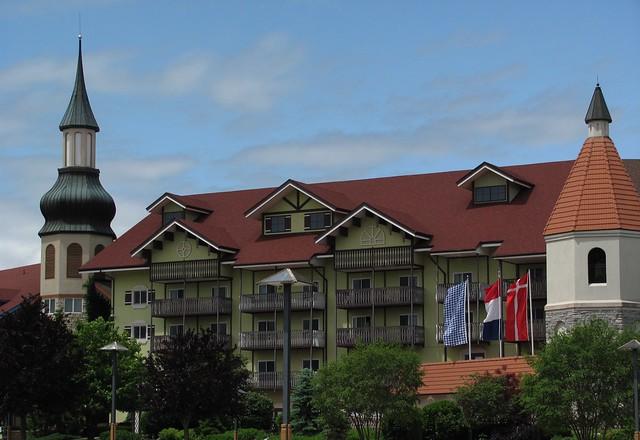 Frankenmuth Bavarian Inn Hotel Flickr Photo Sharing