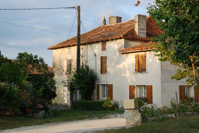 The old campaign house la vieille maison de campagne - Vieille maison de campagne ...