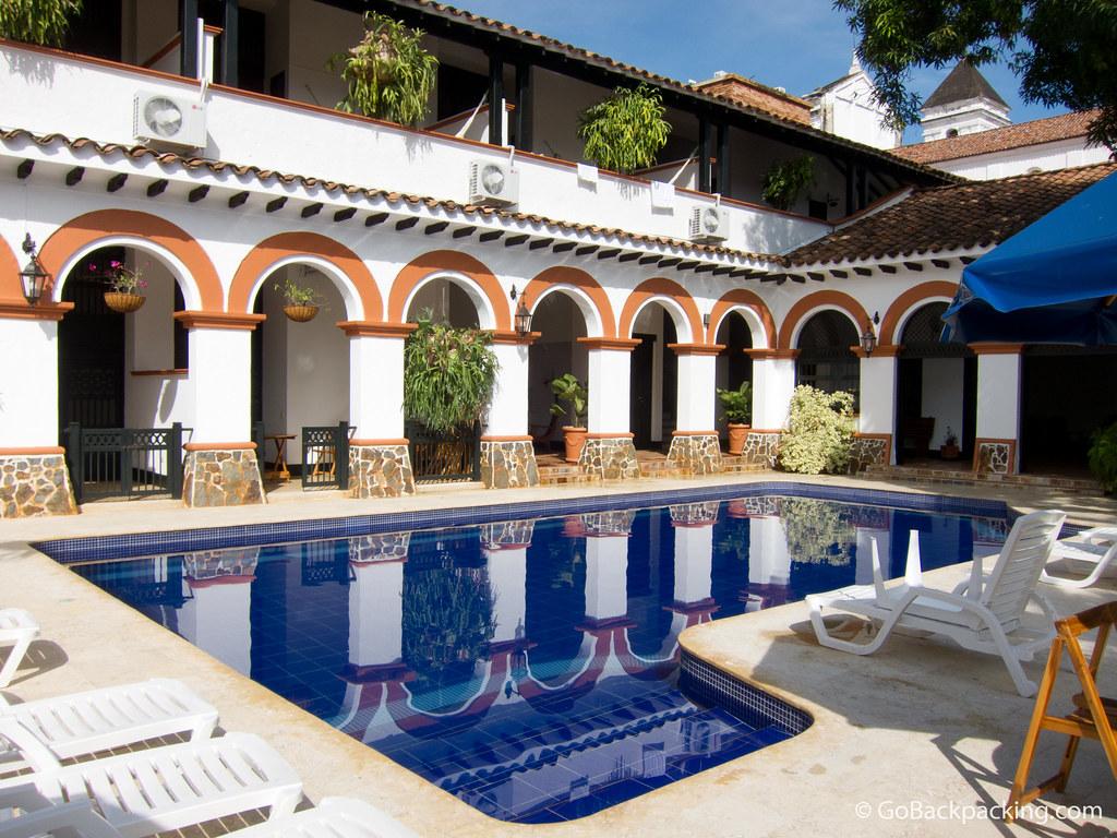 Finca Hotel in Santa Fe de Antioquia
