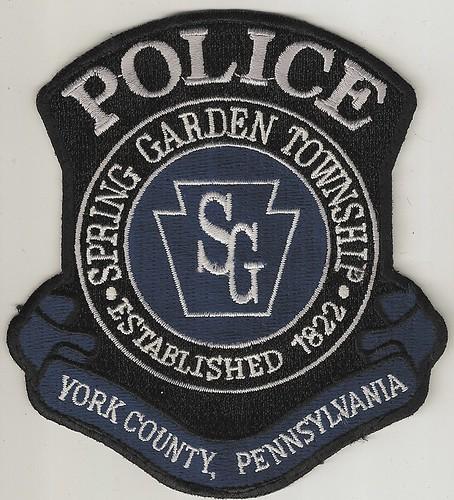 Pennsylvania Law Enforcement Patches