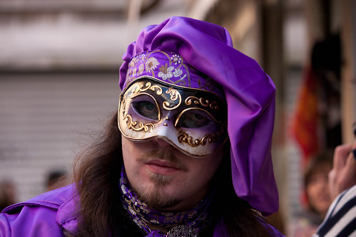 Carnevale a venezia 2011