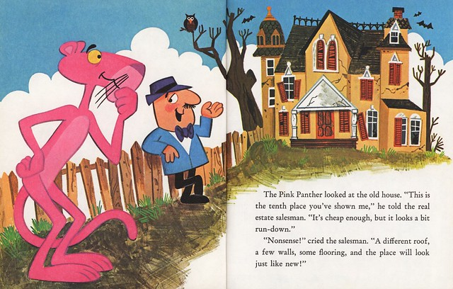 The Pink Panther in the Haunted House00004
