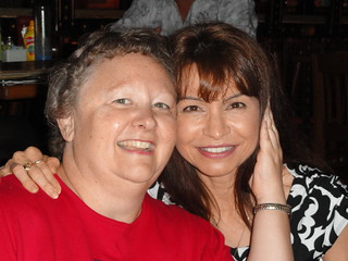 Karen & Amanda