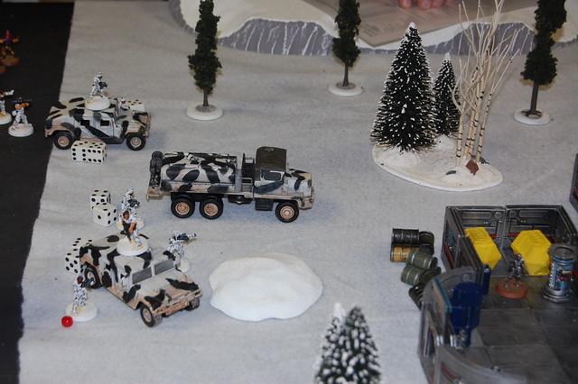 Rangers Assault