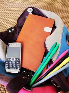 Carol小涵的TRAVELER'S notebook (7)