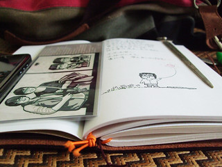 Carol小涵的TRAVELER'S notebook (10)