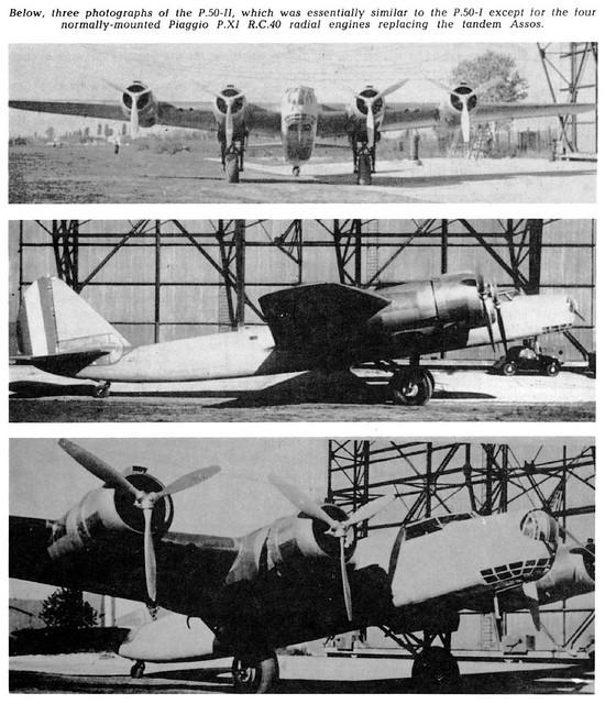 Piaggio P.50 II