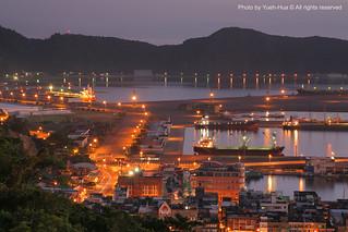 NanFang-Ao Fishing Harbor at Dawn │ July 31, 2011