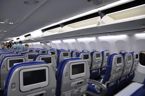 Escape From Siem Reap On Korean Air Y Class Trip