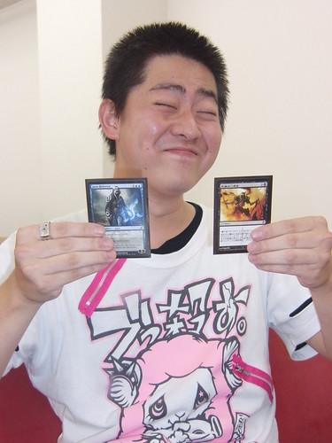 GPT Brisbane - Chiba 1st Champion : Isayama Yusuke