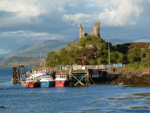 Caisteal Maol, Skye, Scotland