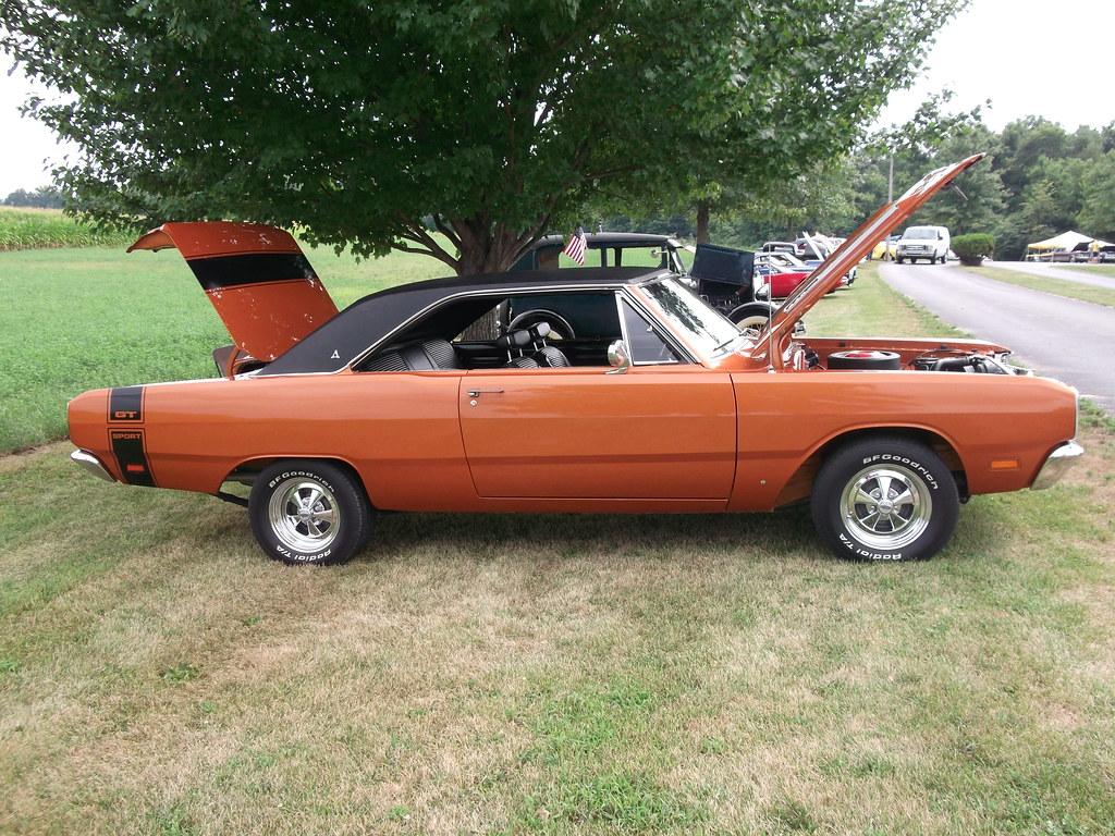 1969 Dodge Dart Gts 440 4