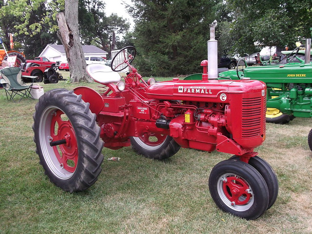 farmall super c implements - photo #29