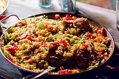 produce(0.0), meal(1.0), paella(1.0), food(1.0), dish(1.0), cuisine(1.0), jambalaya(1.0),