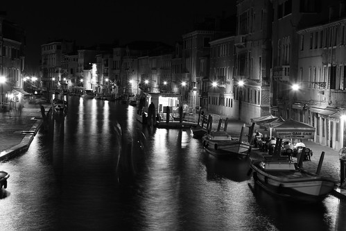 Venice's ghosts