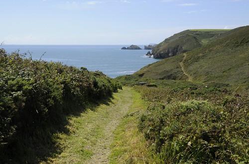 Pembrokeshire Coast Path, Penycwm