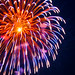 Fireworks Close-up by ETCphoto