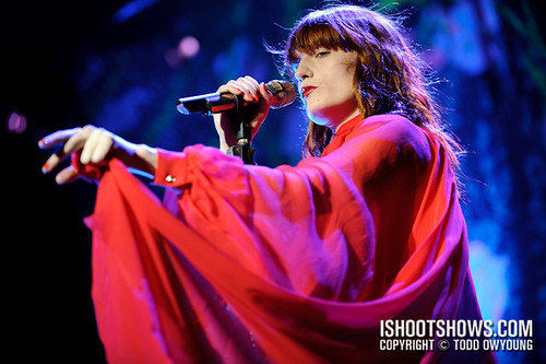 Florence Welch is Fierce