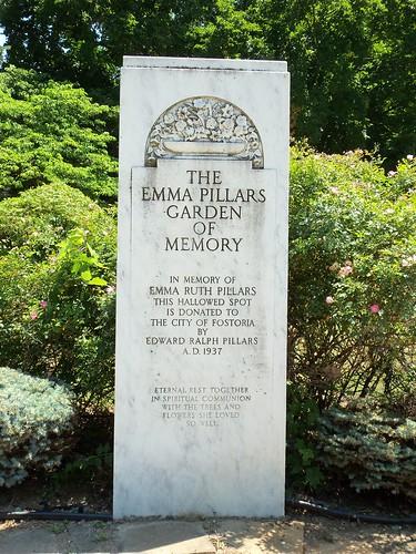 Pillars Memorial Garden