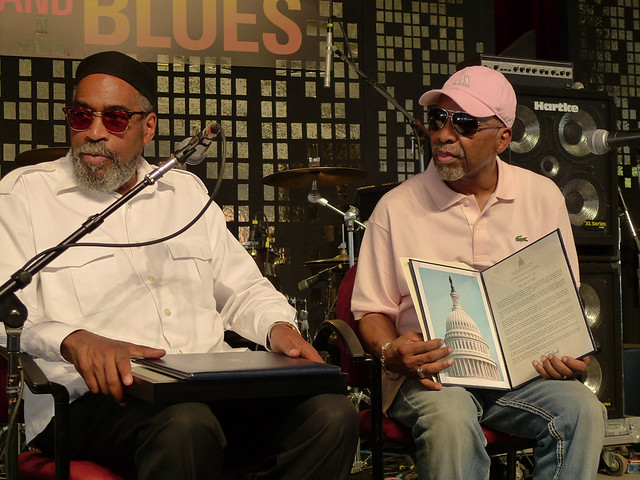 Leon Huff and Kenneth Gamble