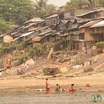 Living by Shangu River - Bandarban, Bangladesh