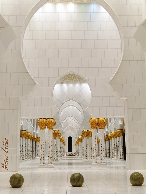 Shiekh Zayed's Mosque