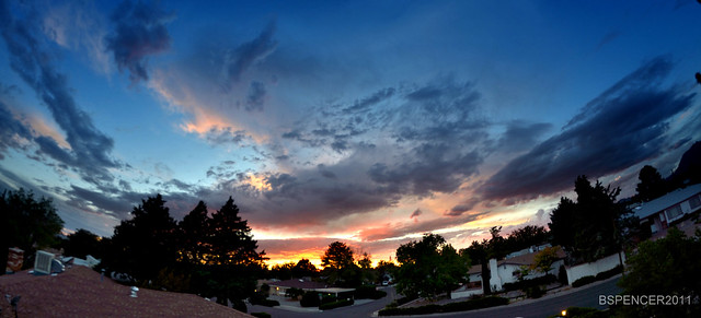 ABQ Sunset (again)