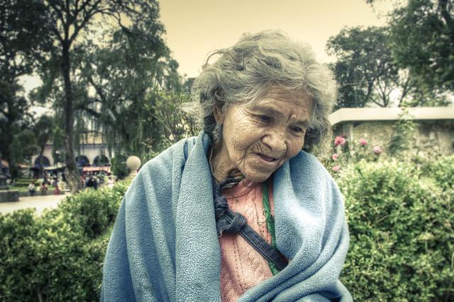 Mujer de Tetela de Ocampo