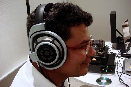 César Augusto - (Sasquatico) com Sennheiser HD800