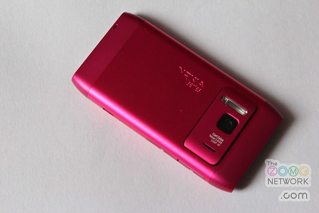 Pink Nokia N8 Review | Flickr - Photo Sharing!