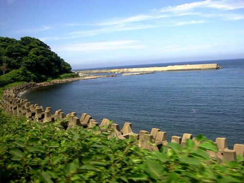 日本海/Japan Sea