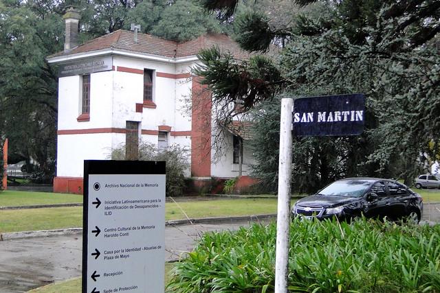 Escuela De Mecanica De La Armada ESMA Detention And Torture Center