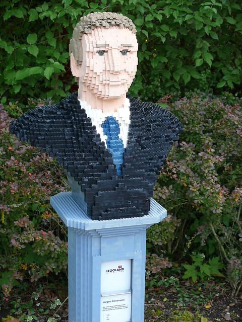 LEGO-Büste: Jürgen Klinsmann
