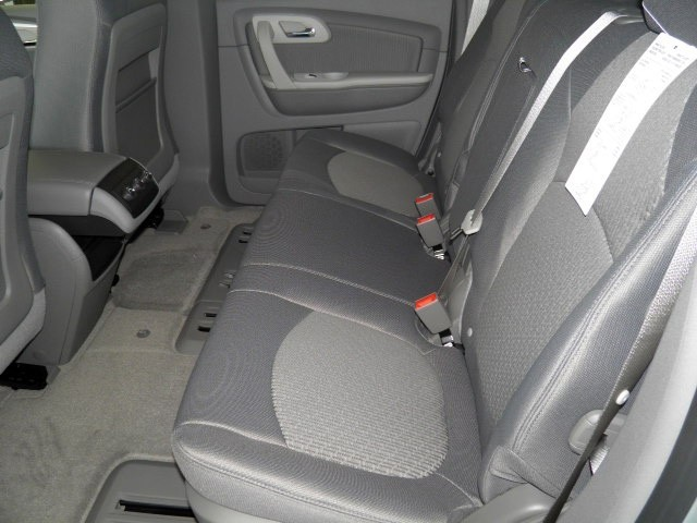 2012 chevy traverse ls interior seats flickr photo sharing. Black Bedroom Furniture Sets. Home Design Ideas