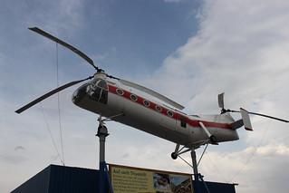 Boeing Vertol H 21 Shawnee