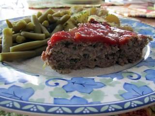Zucchini Meat Loaf 4