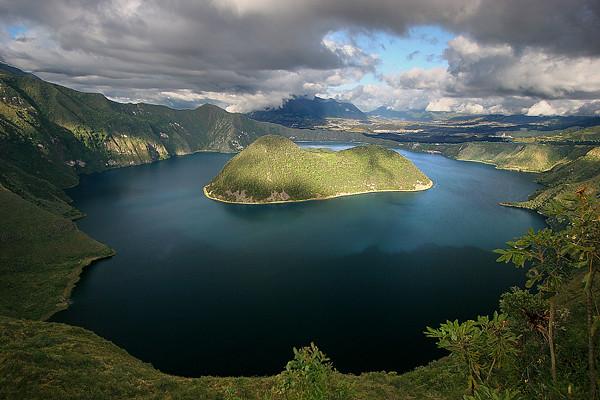 Cuicocha Crater