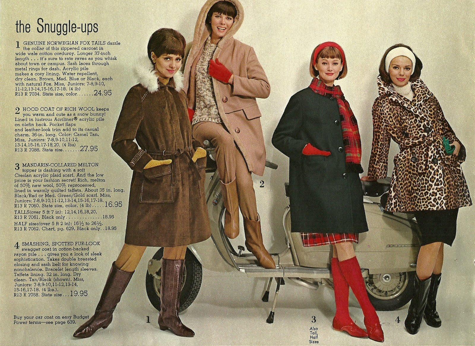 Retrospace Catalogs 13 That 60s Style