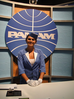 Pan Am Flight Attendant