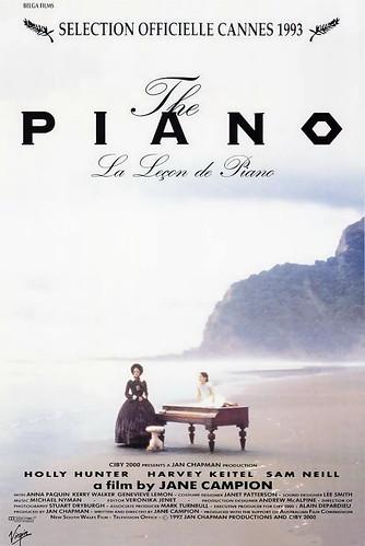 钢琴课 The Piano (1993)