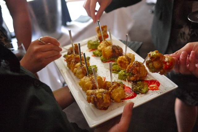 Goldfish Pacific Kitchen | Yaletown Tasting