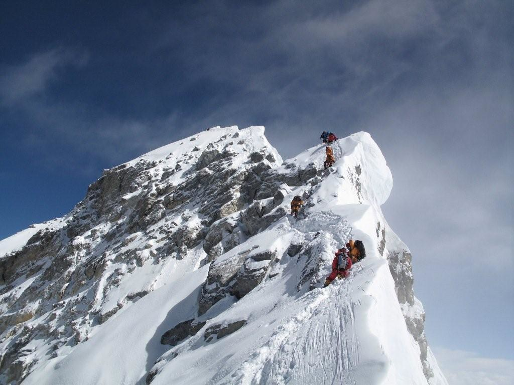 Seven Summits Guided Climb and Expedition - Mount Everest ...