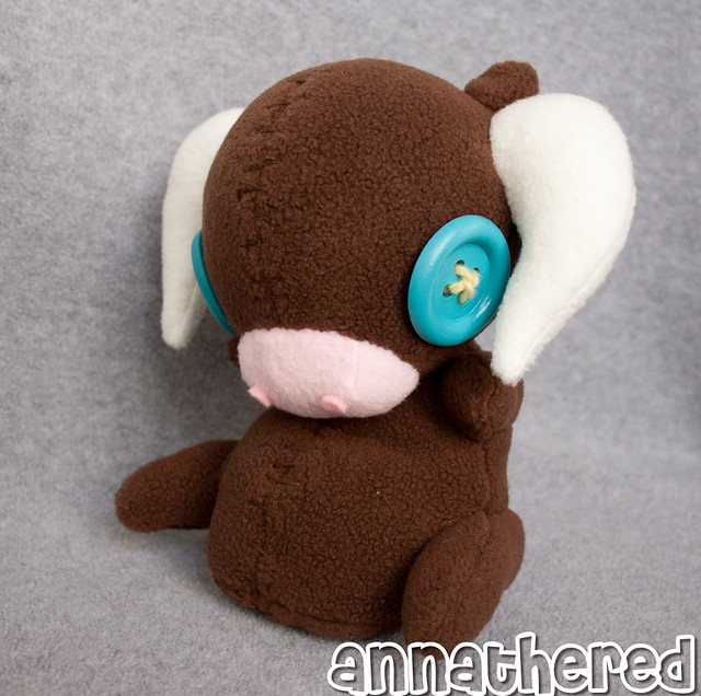 plush Pyth from Bastion