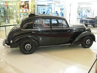 Mercedes-Benz 170 SB 1952